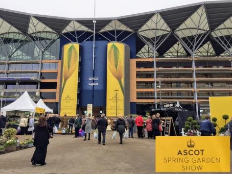 Ascot Show entrance